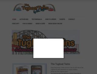 thetugboattwins.com.au screenshot