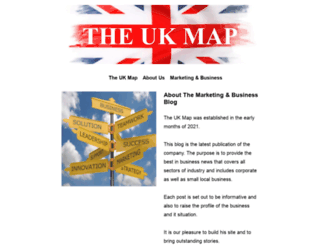 theukmap.com screenshot