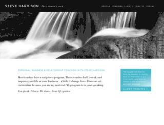 theultimatecoach.net screenshot