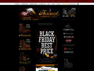 theunionbootpro.com screenshot