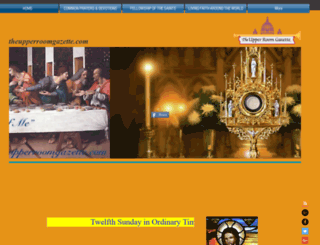 theupperroomgazette.com screenshot