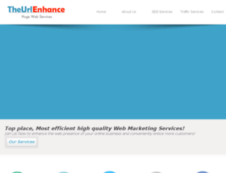 theurlenhance.com screenshot