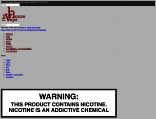 thevapehouse.net screenshot