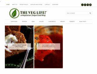 theveglife.com screenshot