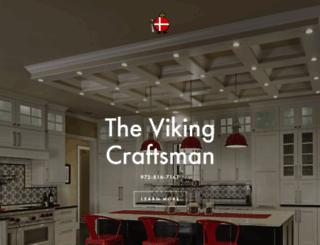 thevikingcraftsman.com screenshot