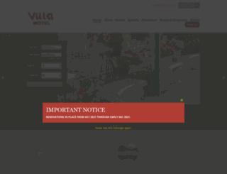 thevillamotel.com screenshot