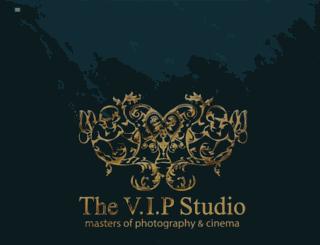 thevipstudio.com screenshot