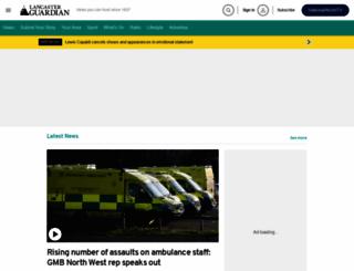 thevisitor.co.uk screenshot