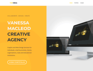thevmca.com screenshot