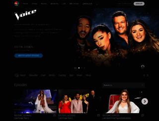 thevoice.com screenshot