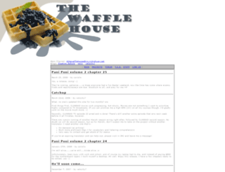 thewafflehouse.net screenshot