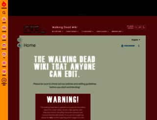 thewalkingdead.wikia.com screenshot