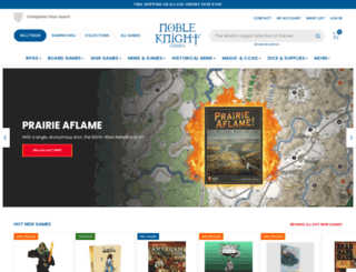 thewarstore.com screenshot