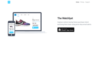 thewatchlyst.com screenshot