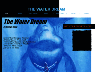 thewaterdream.com screenshot