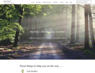 theway21stcentury.wordpress.com screenshot