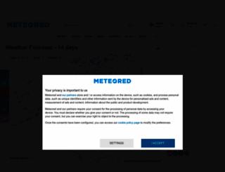 theweather.net screenshot