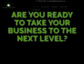thewebsitedemo.com screenshot