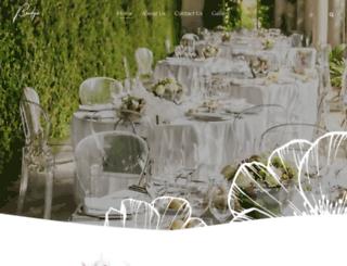 theweddingplannermag.com screenshot