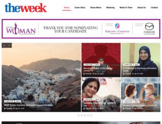 theweek.co.om screenshot