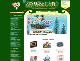 theweeloft.com screenshot