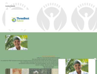 thewellnessinitiative.org screenshot