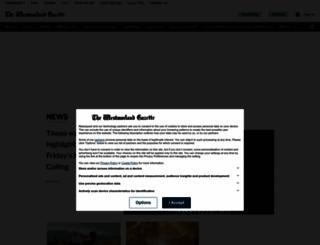 thewestmorlandgazette.co.uk screenshot