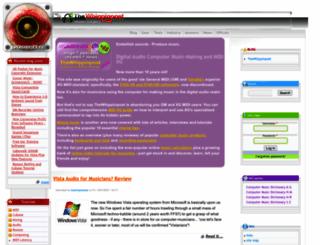thewhippinpost.co.uk screenshot