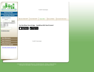 thewilmingtonmls.com screenshot