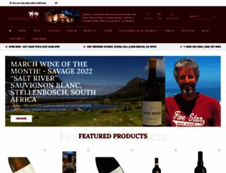 thewinecountry.com screenshot