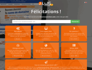 thewinewatchers.com screenshot