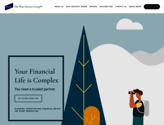 thewiseinvestorgroup.com screenshot