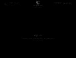 thewitchery.com screenshot