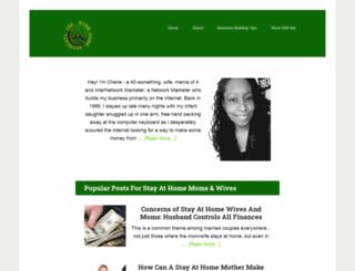 theworkathomeadvocate.com screenshot