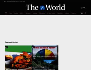 theworldlink.com screenshot