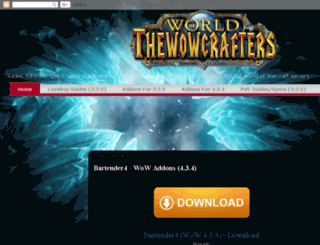 theworldofwarcrafters.blogspot.mx screenshot