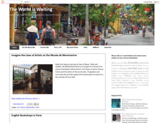 theworldswaiting.blogspot.com screenshot