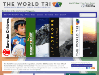 theworldtri.com screenshot
