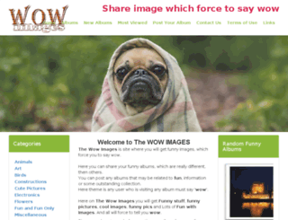 thewowimages.com screenshot