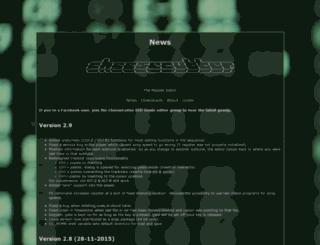 theyamo.kapsi.fi screenshot