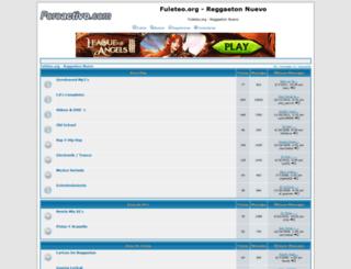 thezoneplay.foroactivo.net screenshot