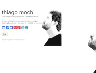 thiagomoch.com.br screenshot