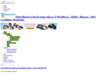 thichblogger.com screenshot