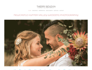 thierryboudanphotography.com screenshot