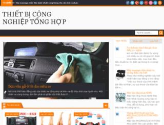 thietbicongnghieptonghop.blogspot.com screenshot