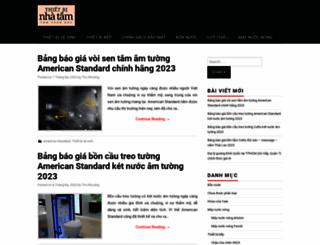 thietbinhatam.info screenshot