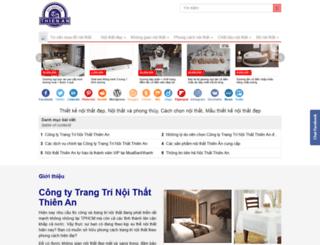 thietkenoithatdep.com screenshot
