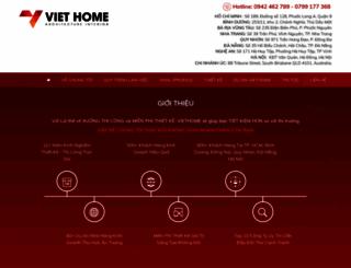thietkenoithatvn.net screenshot