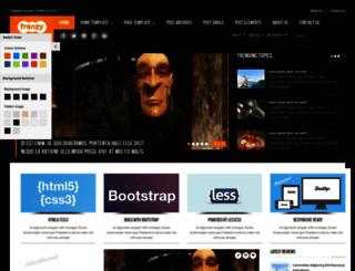 thietkewebpro247.freevnn.com screenshot