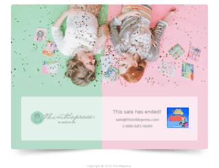 thimblepressgma.com screenshot